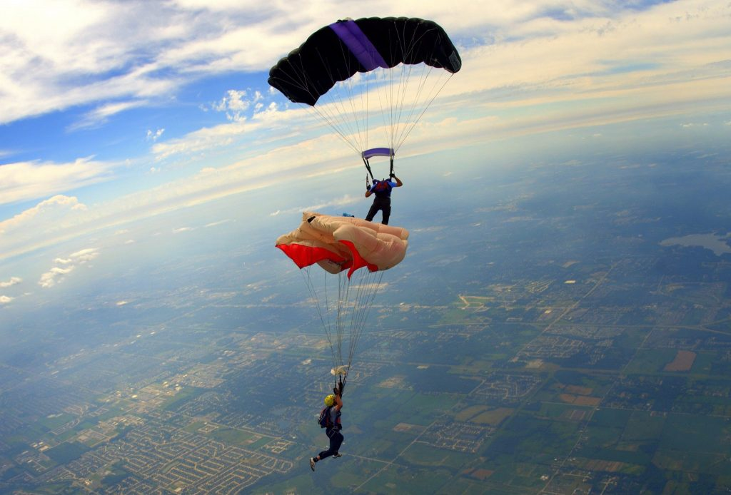 How Much Does It Cost To Skydive For The First Time ...