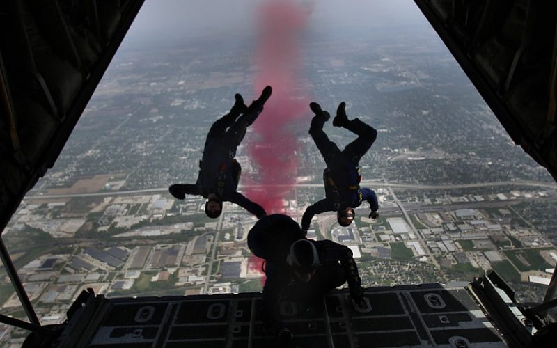 What Age Can You Skydive In California?? - CaliforniaInfo
